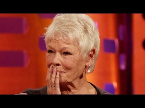 Dame Judi Dench goes clubbing - The Graham Norton Show: Episode 4 Preview - BBC One - YouTube