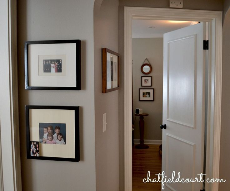painting the ceiling Benjamin Moore White Dove in pearl finish and painting the walls Benjamin Moore Thunder
