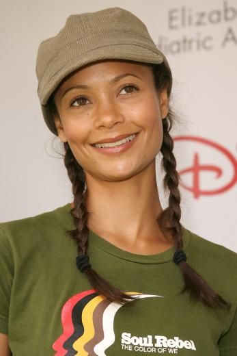 Thandie Newton's Best Natural Hairstyles | Essence.com