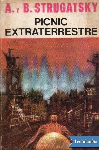 """El libro que inspiró la reciente trilogía de videojuegos S.T.A.L.K.E.R. y en 1978 a Andréi Tarkovski para realizar la película de culto 'Stalker"""". La fugaz visita de naves extraterrestres ha dejado misteriosos desperdicios fruto del insólito píc..."""