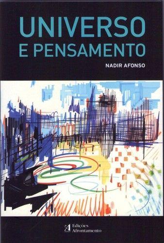 Livro - Universo e Pensamento de Nadir Afonso