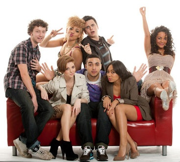 Waterloo Road Reunited - Bolton, Michaela, Janeece, Philip, Danielle, Aleesha and Paul (loved this cast)