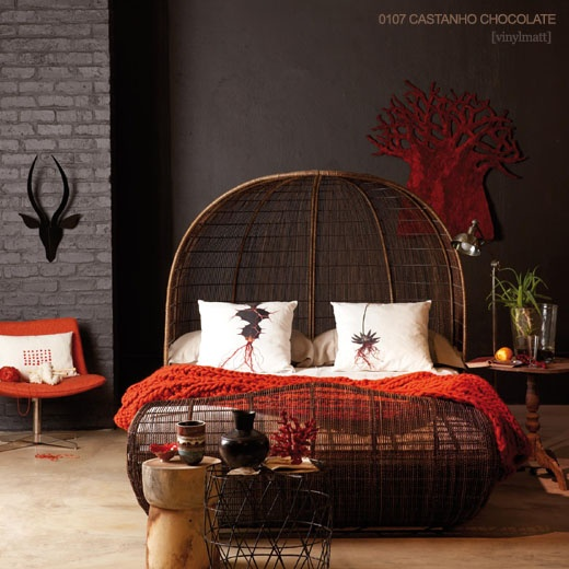 16 Bedroom Decorating Ideas With Exotic African Flavor: 173 Best Images About Birdcage Art On Pinterest