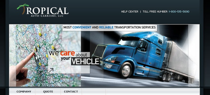 Auto Transport Shipping>> http://www.tropicalautocarriers.com/