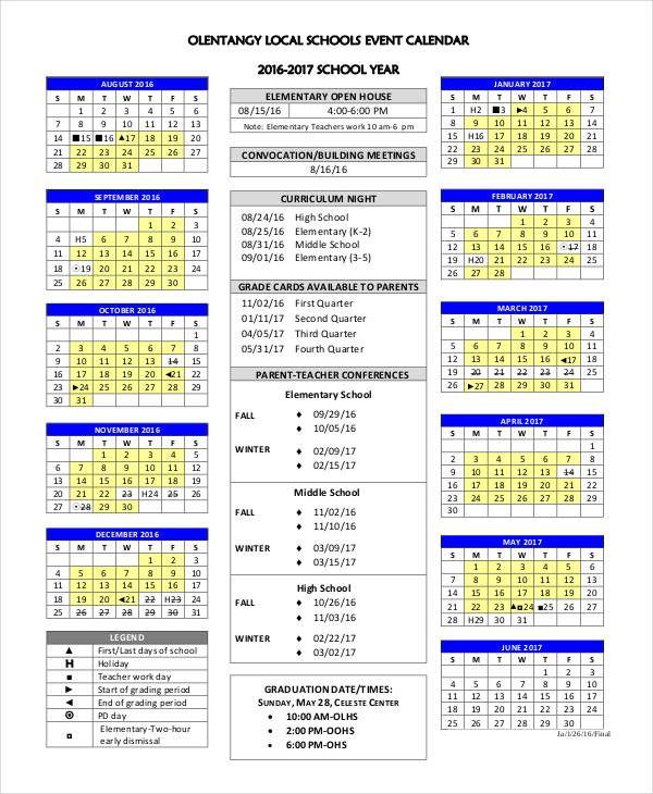 event calendar templates 9 free word pdf format free premium