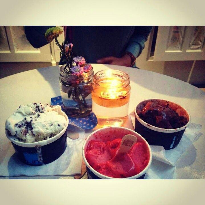 Ice Creams!!
