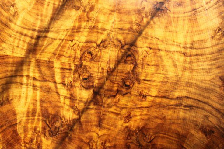 Hluboká struktura kafkazského ořechu