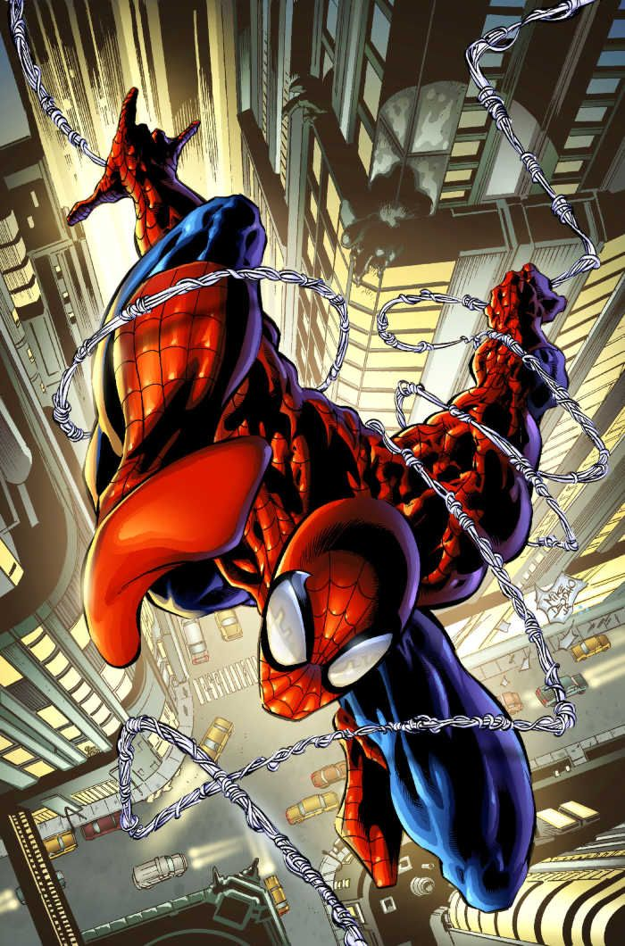 Amazing Spider-Man by Mike Deodato Jr.