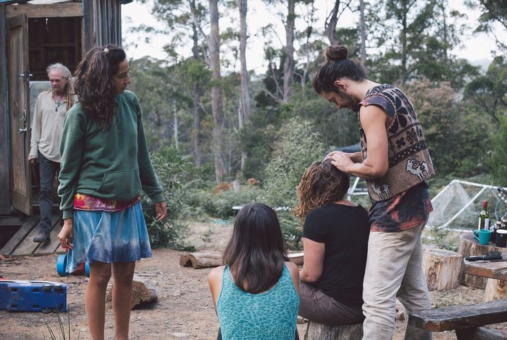 Over the past few months since journeying onwards East and eventually hitting Australia, through down to the magical Tasmanian wilderness, I had the absolute honour of discovering and documenting people and communities living on the fringes of society, all around the Earth. Here is just a snapshot of that LIFE.  Love, light and peace is what they emanate.