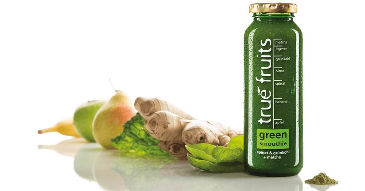 Product Feature: True Fruits Smoothie