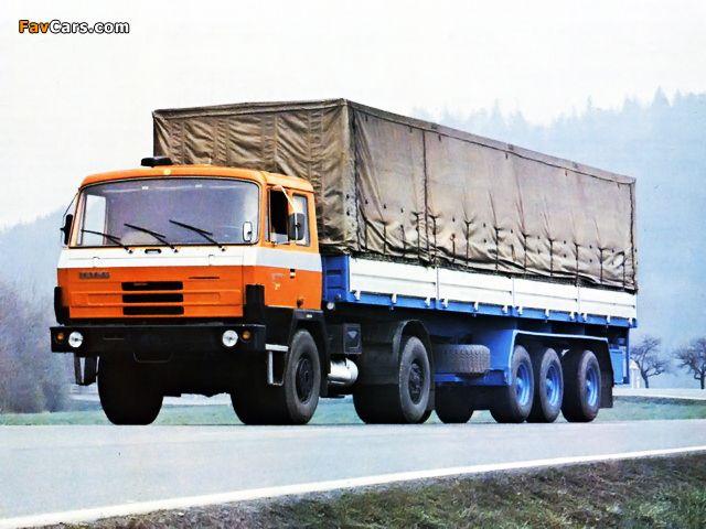 Tatra T815 NT 18.235 1983–94
