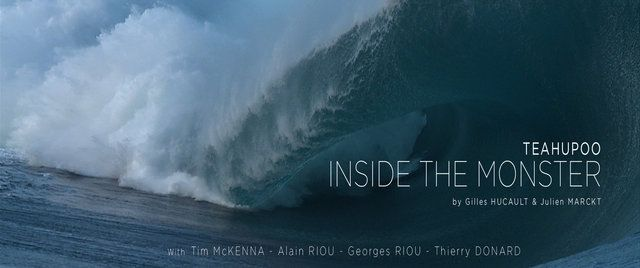 Schicke Kurzdoku über das Surfen in Teahupoo - Monsterwellen Ahoi!