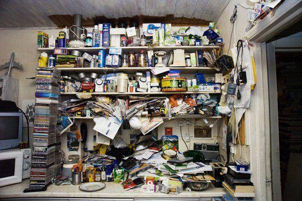 14 способов избавиться от хлама в доме