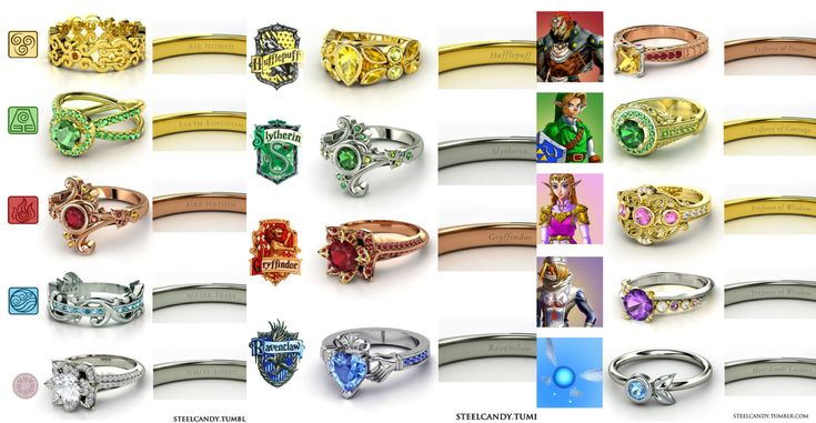 Nerd Engagement Rings – Birthstone – If you love your birthstone color there's not any reason why you couldn't incorporate that in your engagement ring. You receive the advantage that sporting your birthstone brings regarding great luck and fortune and you've got...