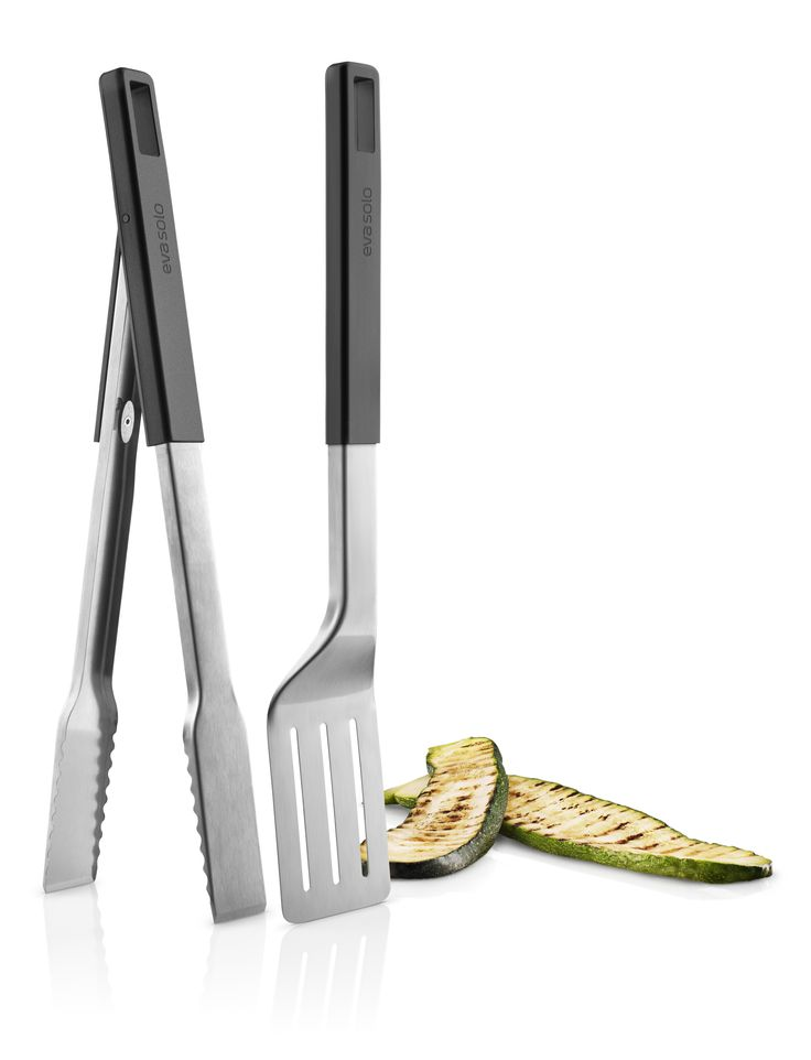 Eva Solo Grill set with tongs and spatula