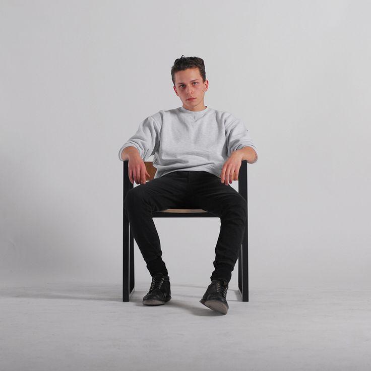 A1 chair by Ukrainian design bureau ODESD2. Designer: Georgiy Natriadi.