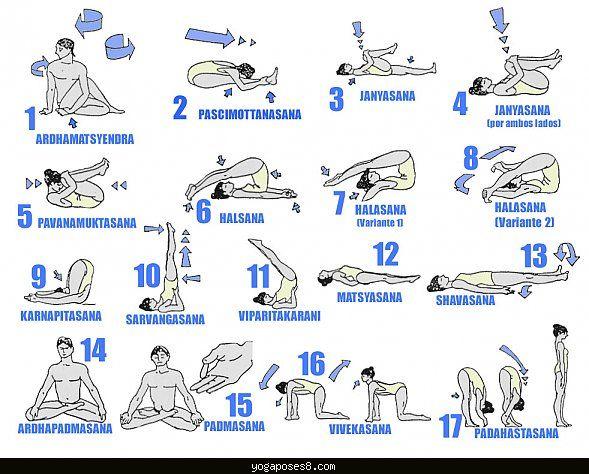 The 25 best Hatha yoga poses ideas on Pinterest