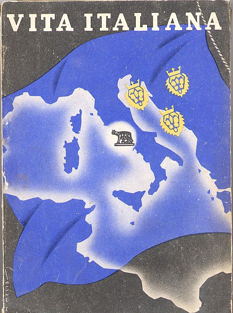 Italian life - 1942 / Notebooks fascists.