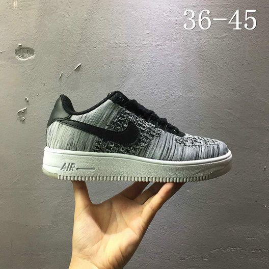 Nike Air Force 1 High Gray AO9292 001 Men's Casual Shoes AO9292 001