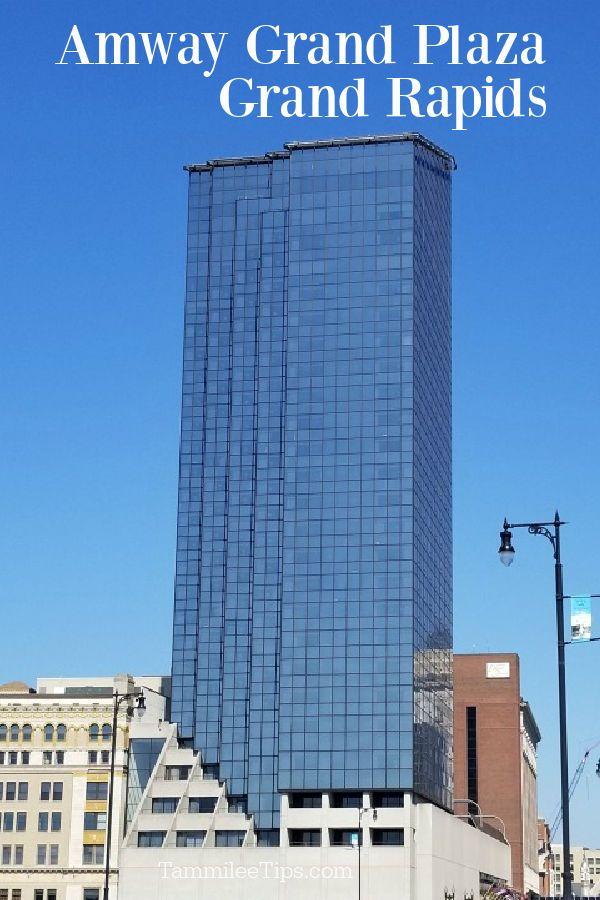 Amway Grand Plaza Hotel In Grand Rapids Michigan In 2021 Grand Plaza Plaza Hotel Grand Rapids