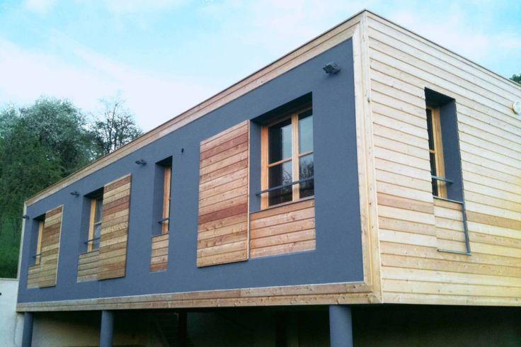 17 mejores ideas sobre cabane sur pilotis en pinterest maison sur pilotis terrasse bois sur - Maison jardin senior living community reims ...