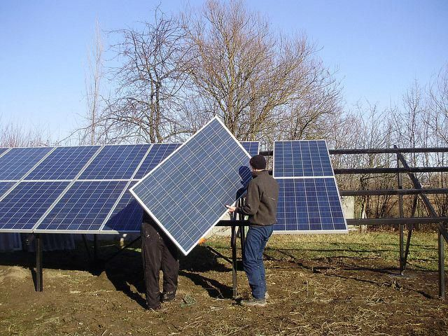 Pin On Best Solar Array Installation