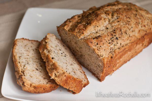 Savory Gluten Free Italian Bread
