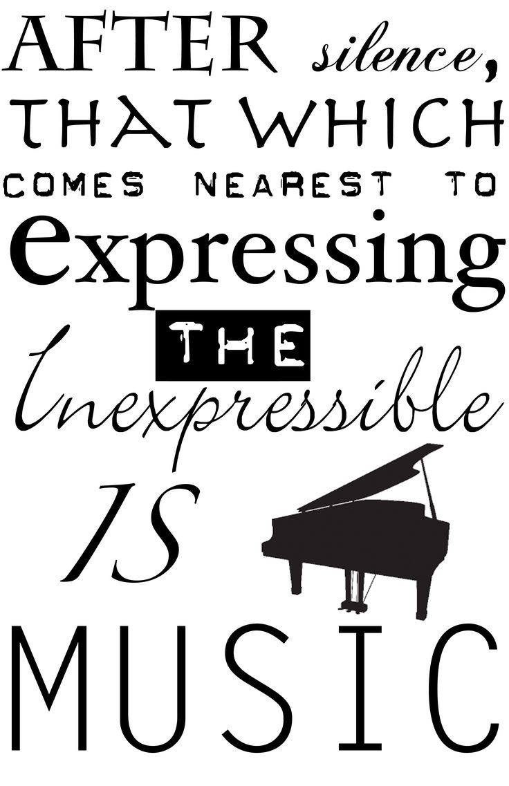 Zipper black and white clipart images amp pictures becuo - After Silence That Which Comes Nearest To Expressing The Inexpressible Is Music