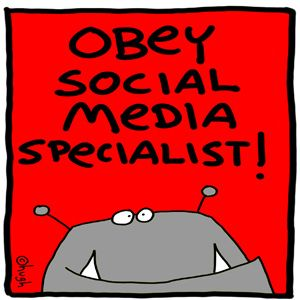 obey social media specialists by hugh