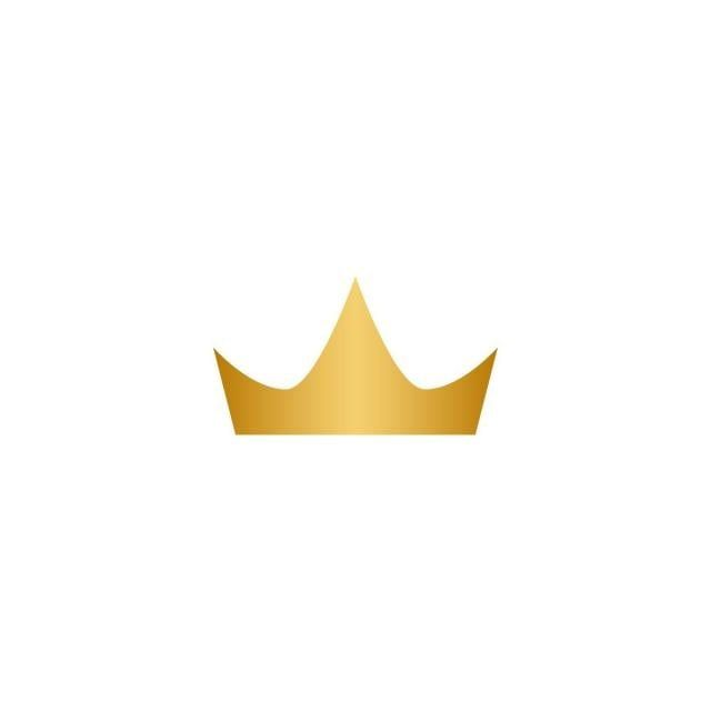 Gold Crown Logo Icon Element Crown Clipart Logo Icons Crown Icons Png And Vector With Transparent Background For Free Download Crown Logo Gold Logo Design Logo Icons