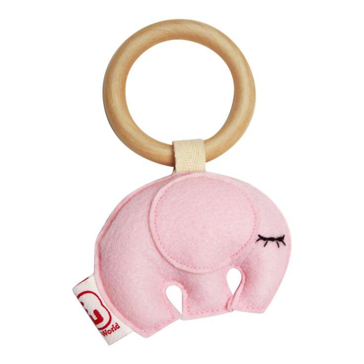 TEETHER ELEPHANTl Bijtring olifant @fabsworld #fabsworld #mommyblog #giftidea #fabs #teether #nursery #kado #gift #babyshower #bijtring #present #fabsstore #rabbit #konijn #natural #olifant  shop:WWW.FABSSTORE.COM (ship worldwide)