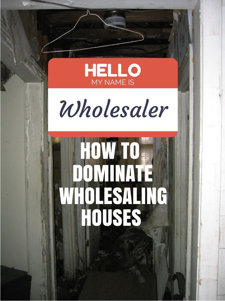 How to Dominate Wholesaling Houses in Your Area - Plus Some Myth Busting - Flipping Junkie