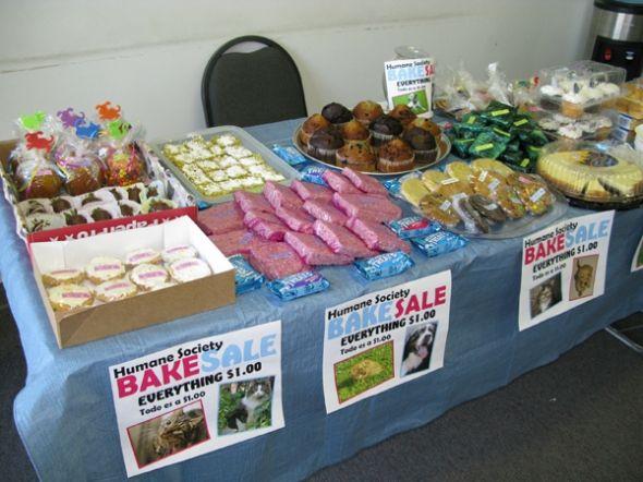 Food Sale: Bake Sale Flyers - Free Templates