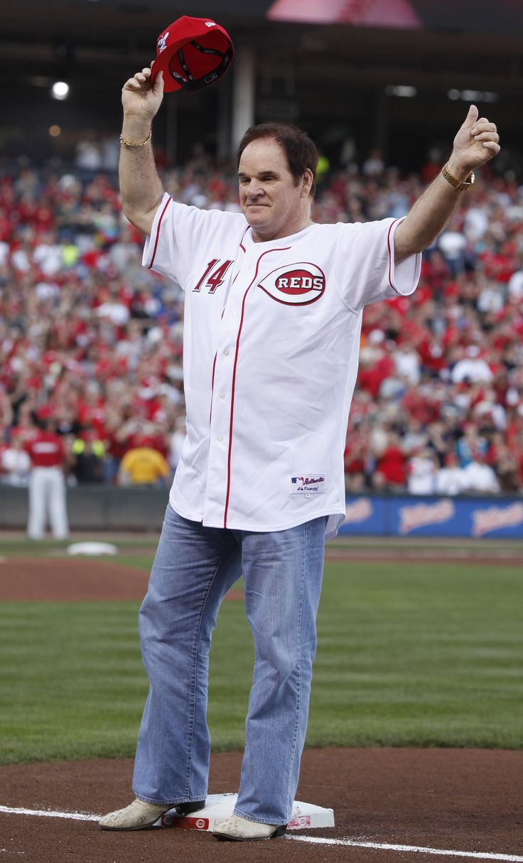 Would Pete Rose's return to baseball be a hit brand? Pete Rose takes part in a 2010 ceremony for his 25th anniversary of breaking the hit record. The Enquirer/Michael E. Keating
