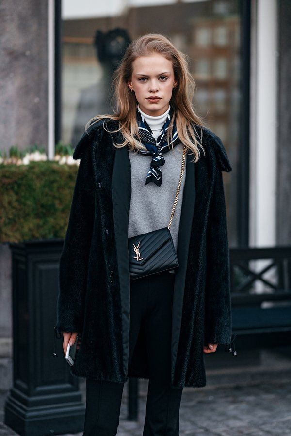 The international Fashion Week action has moved onto Copenhagen, and street style photographer Søren Jepsen is there to capture the best off-catwalk outfits. Do