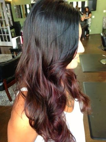 149 best images about soft ombre on pinterest dark ombre ombre and subtle ombre - Coupe ombre hair ...