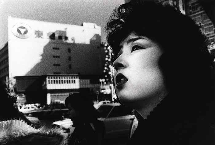 Daido Moriyama – Visioni del mondo Dal 22 novembre al 25 gennaio 2015 CIAC – Centro italiano d'arte contemporanea  Foligno