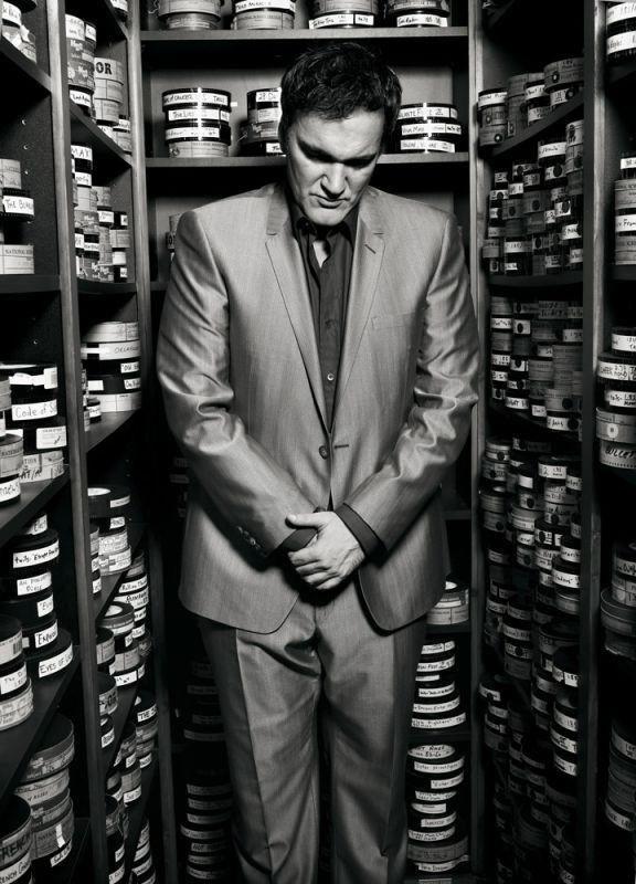 Quentin Tarantino | Filmmaker He's hot because he makes awesome movies and has great taste in music...