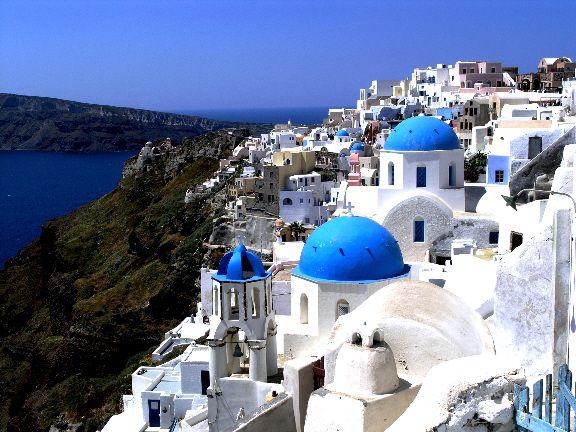 """I really REALLY REALLY want to go to Santorini :"""")"""