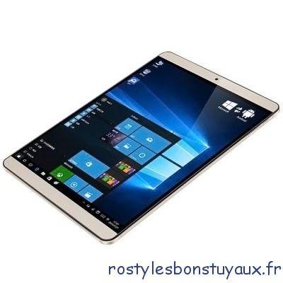 [TEST] Présentation de la Tablette Onda v919 Air de 9.7  Bonjour  Comme pour la Onda V80 Plus je vais vous présenter rapidement la grande sœur de 9.7 mais dans sa première version (une nouvelle version est sortie il y a peu) il sagit de la Onda V919 Air.  Cest une tablette milieu de gamme avec le même format quun iPad Air doù appellation Air puisque quelle est également équipée du même écran.  Lassemblage est correctmais en main elle fait un peu plastique la répartition du poids est pas trop…