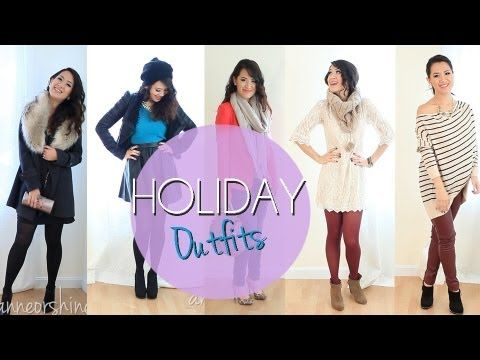Looks that are suitable for many types of occasions.      *These outfits are to give you id...