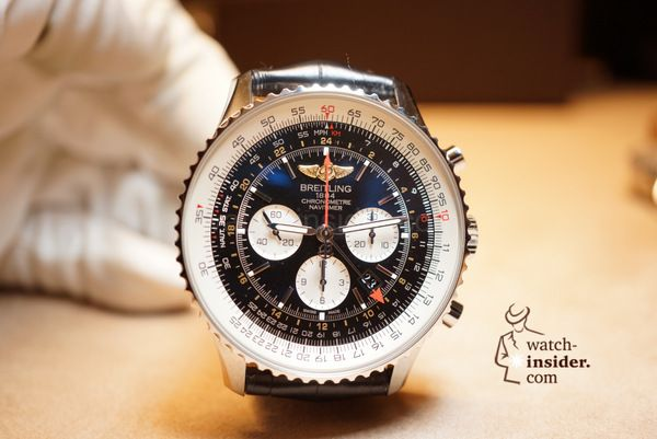New Breitling Aviator Watches for Baselworld 2014