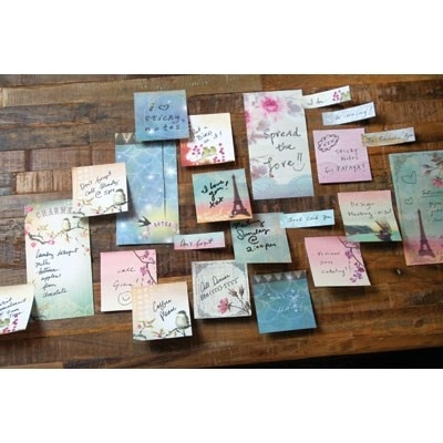 Sticky Notes - Papaya