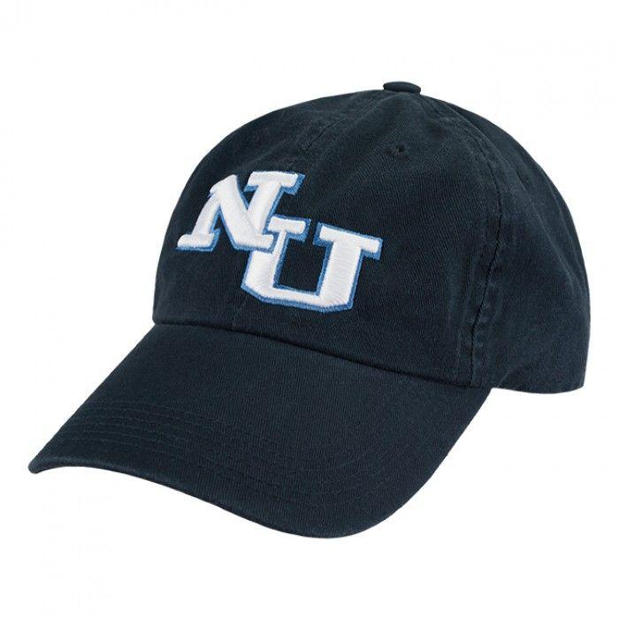 Northwood University Logo Slouch Hat At Campus Den