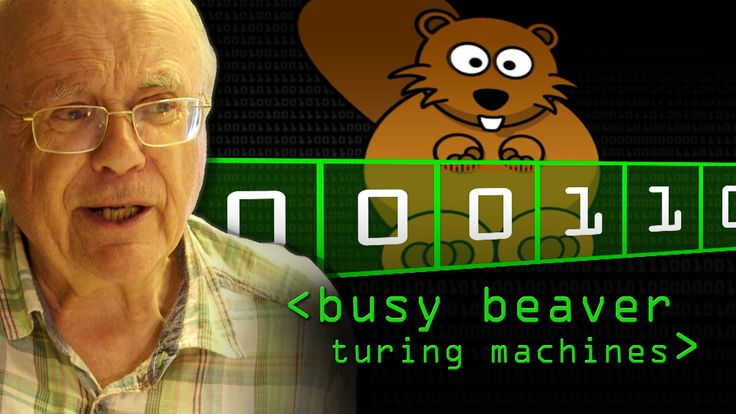 The Busy Beaver game, pointless? Or a lesson in the problems of computability? - How do you decide if something can be computed or not? Professor Brailsford'...