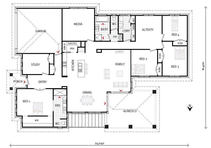 Ferrara 283, Home Designs in Launceston   GJ Gardner Homes Launceston