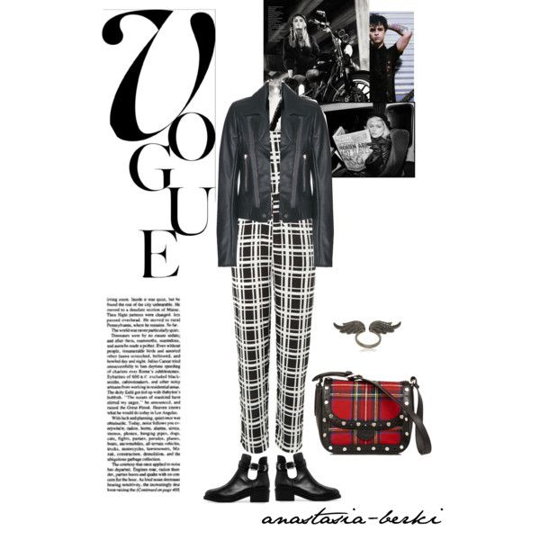 A fashion look from October 2014 featuring Balenciaga jackets, True Decadence jumpsuits and MANGO ankle booties. Browse and shop related looks.