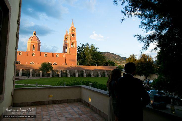 Hacienda Ibarrilla un excelente lugar para la fotografia de bodas #bodas #decoracion #lugares #atardecer #fotografia