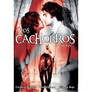 LOS CACHORROS (1973) JOSE ALONSO HELENA ROJO NEW DVD