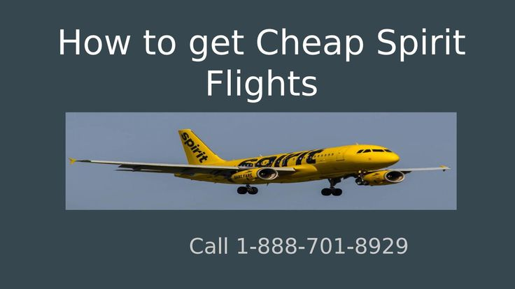 Spirit Airlines Customer Service Phone Number 1-888-701-8929